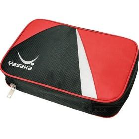 ヤサカ YASAKA 卓球ラケットケース ビュートライケース [カラー:レッド] [サイズ:30×21×5.5cm] #H-127-20