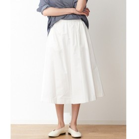 collex / コレックス 綿ナイロンダンプスカート