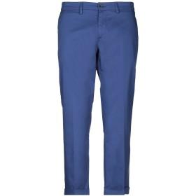 《期間限定セール開催中!》LABORATORI ITALIANI メンズ パンツ ブルー 54 コットン 98% / ポリウレタン 2%