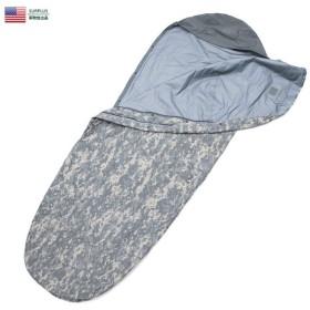 実物 新品 米軍 GORE-TEX BIVY COVER スリーピングバッグカバー ACU デッドストック ゴアテックス 寝袋 マミー型 シュラフ ミリタリー 軍用 防水 放出品
