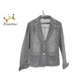 リフレクト ReFLEcT ジャケット サイズ40 M レディース 黒 デニム             スペシャル特価 20190816【人気】