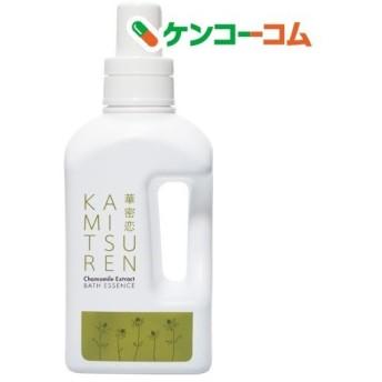 華密恋(カミツレン) 薬用入浴剤特大 ( 1500m )/ 華密恋(カミツレン)