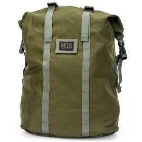 エムアイエス MIS Roll Up Backpack Olive Drab