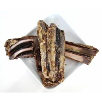 犬 骨 おやつ 無添加 国産 北海道産蝦夷鹿の骨付きカルビ イリオスマイル
