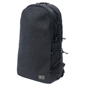 エムアイエス MIS Mesh Backpack Black
