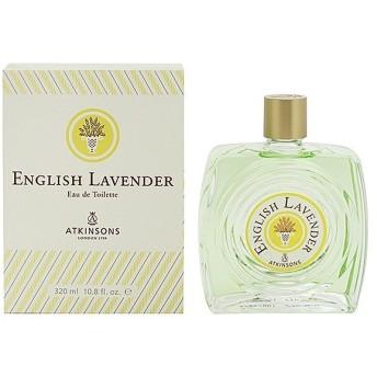 アトキンソン ATKINSONS イングリッシュ ラベンダー EDT・BT 320ml 香水 フレグランス ENGLISH LAVANDER BOTTLE