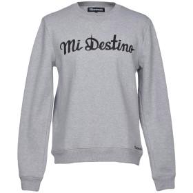 《セール開催中》MISERICORDIA メンズ スウェットシャツ グレー S コットン 90% / ポリエステル 10%