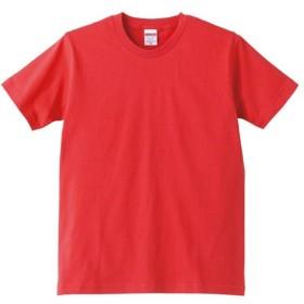 ユナイテッドアスレ UNITED ATHLE 5.0オンス レギュラーフィットTシャツ(キッズ) カラー [カラー:フレンチレッド] [サイズ:150] #5401-02C-169