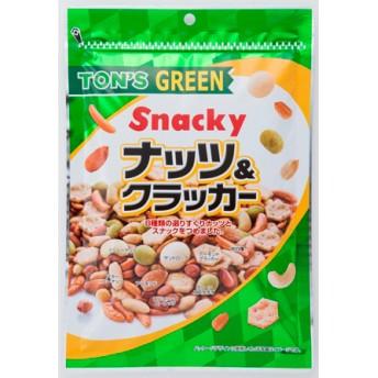 東洋ナッツ食品 グリーン ナッツ&クラッカー (190g)
