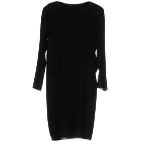 《期間限定セール開催中!》AGNONA レディース ミニワンピース&ドレス ブラック 40 ウール 100%