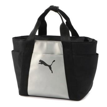 【プーマ公式通販】 プーマ ゴルフ ラウンド トート フュージョン メンズ Puma Silver / Puma Black  ACCESSORIES PUMA.com