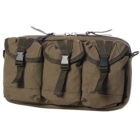 インディスペンサブル IDP 2WAYショルダークリングミルバック (17906500 35) 5L ウエストバッグ : カーキ INDISPENSABLE