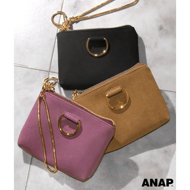 【セール開催中】ANAP(アナップ)ハーフリングポイントミニ財布