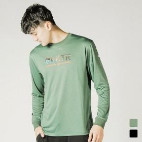 アクター バスケットボール 長袖Tシャツ RAINCAMO18 LOGO L/S SPORTS TEE 218-009005 AKTR