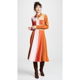 スティーヌ ゴヤ ドレス ミディドレス  レディース【Stine Goya Renee Dress】Color Mix