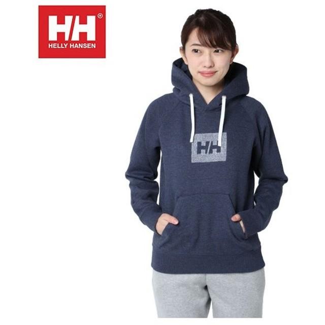 ヘリーハンセン HELLY HANSEN スウェットパーカー レディース Logo Sweat Parka ロゴ HE31865W ZH od