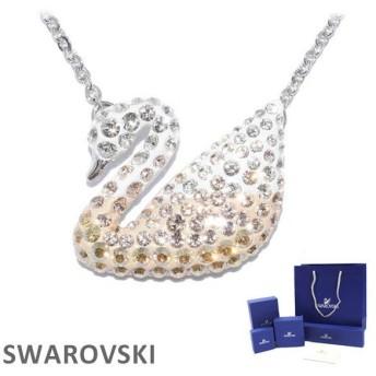 SWAROVSKI スワロフスキー ペンダント ネックレス 5215034 ICONIC SWAN アクセサリー レディース