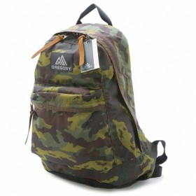 GREGORY EASY DAY DEEP FOREST CAMO 65872 ユニセックス リュックサック バック パック ダッフルバッグ カモフラ柄 グレゴリー
