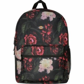 5d76c09e9799 ディッキーズ バックパック スクールバッグ キッズ 女の子【Dickies Student Backpack】Dark Floral