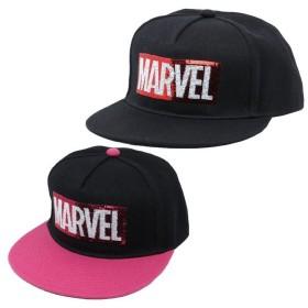 マーベル MARVEL キャップ 帽子 メンズ レディース スパンコール CAP MV-CP17