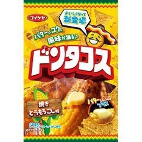 湖池屋 ドンタコス 焼きとうもろこし味(58g)[スナック菓子]