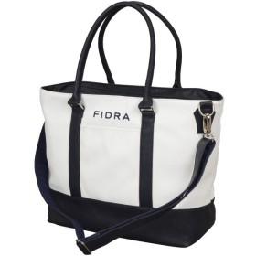 フィドラ FIDRA 2WAYトートバッグ