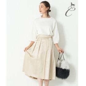 自由区 / ジユウク 【Class Lounge】SILK スカート