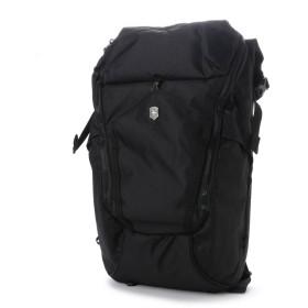 ビクトリノックス Victorinox デラックス ロールトップ ラップトップ バックパック (ブラック)