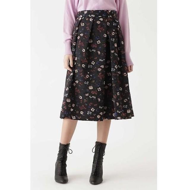 JILLSTUART / ジルスチュアート ◆マギーフラワースカート