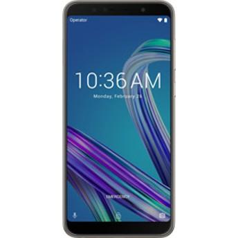 Zenfone Max Pro M1 ZB602KL-SL32S3 メテオシルバー Android 8.1・6.0型 nanoSIM×2 SIMフリースマートフォン