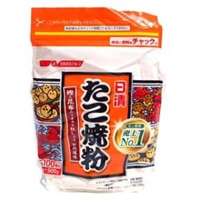 日清フーズ たこやき粉 500g【イージャパンモール】