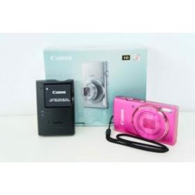 【中古】Canonキャノン コンパクトデジタルカメラ IXYイクシー 2000万画素 IXY 140 PK