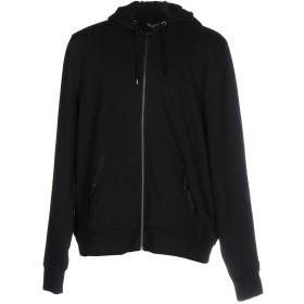 《期間限定セール開催中!》MICHAEL KORS MENS メンズ スウェットシャツ ブラック XS コットン 86% / ポリエステル 14%