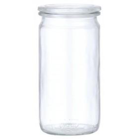 WECK ガラスキャニスター 保存容器 STRAIGHT 340ml WE-975