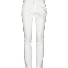 《セール開催中》BERWICH レディース パンツ ホワイト 42 コットン 97% / ポリウレタン 3%