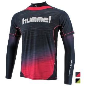 ヒュンメル メンズ サッカー/フットサル レイヤードシャツ HPFC-プラシャツ・インナーセット (HAP7109) hummel