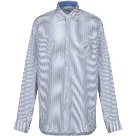 《セール開催中》RODRIGO メンズ シャツ ブルー 37 コットン 100%
