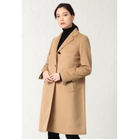 SANYO COAT <Rain Wool>super180'sウールチェスターコート その他 コート,ベージュ