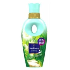 レノア ハピネス 柔軟剤 ユニセックスシリーズ グリーンブリーズの香り 本体 520ml