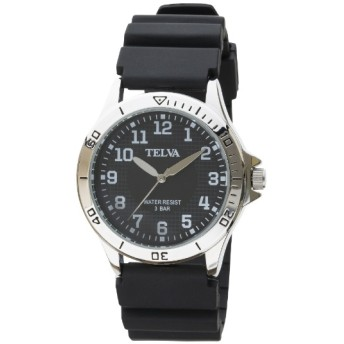 TELVA メタルバンドモデル [メンズ腕時計 /電池式] TE-AM152-BKS