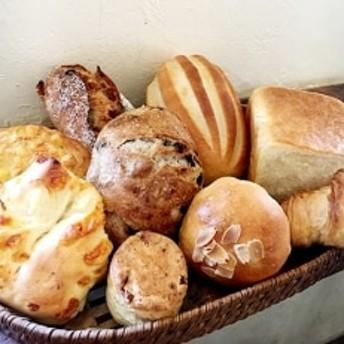 城下町の自然派パン屋さん「かどぱん」 バラエティ 9種パンセット