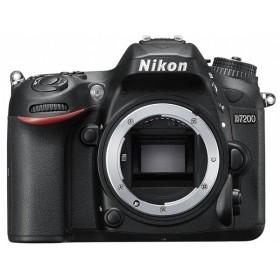 Nikon D7200 ボディ [デジタル一眼レフカメラ (2416万画素)] デジタル一眼カメラ