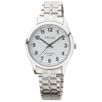 TELVA メタルバンドモデル [メンズ腕時計 /電池式] TE-AM148-WTS