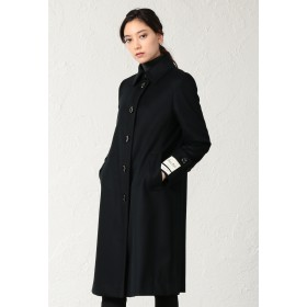 SANYO COAT ◆◆<Rain Wool>super180'sウールバルマカーンコート その他 コート,ブラック