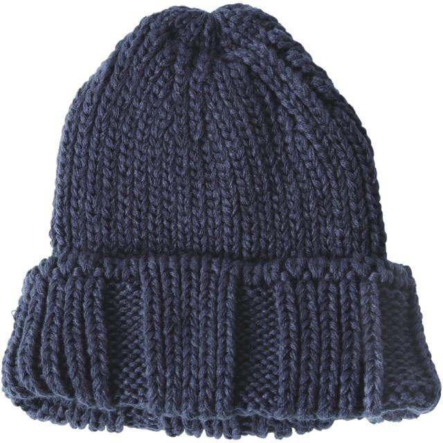 ニット帽 - JIGGYS SHOP ◆ローゲージニット帽◆
