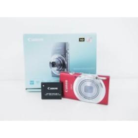 【中古】【美品】Canonキャノン コンパクトデジタルカメラ IXYイクシー 1660万画素 IXY 130 RE