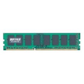 デスクトップPC用メモリ バッファロー D3U1333-4G/E [D3U1333相当 (白箱)5年保証 PC3-10600(DDR3-1333) 240Pin DIMM 4GB]
