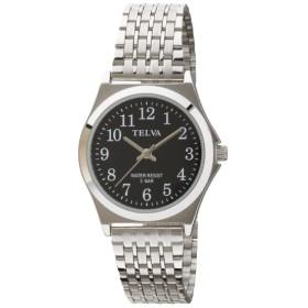 TELVA メタルバンドモデル [メンズ腕時計 /電池式] TE-AM150-BKS