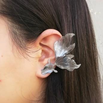 魚の噛み耳 金魚のイヤリング