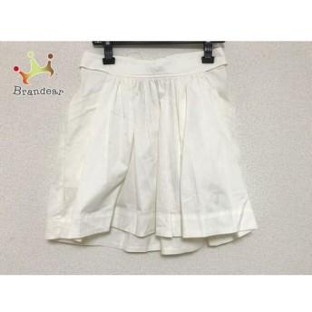 シーバイクロエ SEE BY CHLOE スカート サイズ38 M レディース 白 スペシャル特価 20190522